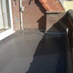 Nieuwe dakbedekking