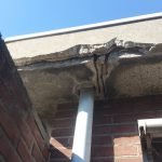 betonrot bestaande situatie