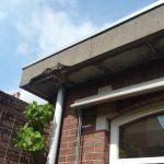 betonrot dakrand bestaande situatie